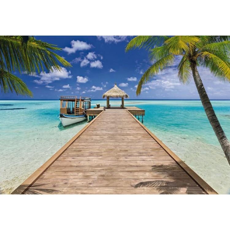 Fotomurale Beach Resort | cod.8-921 Komar