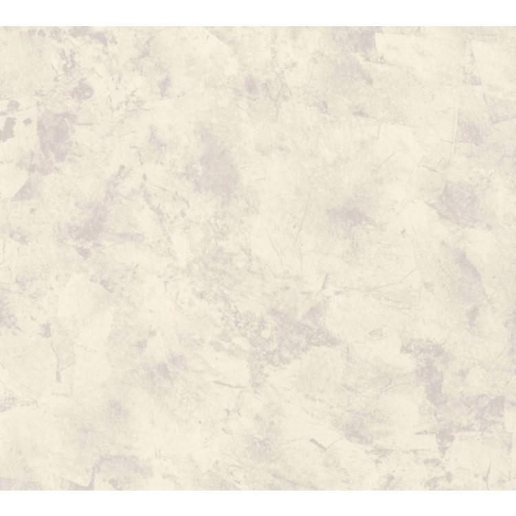 Carta da parati spatolato bianco