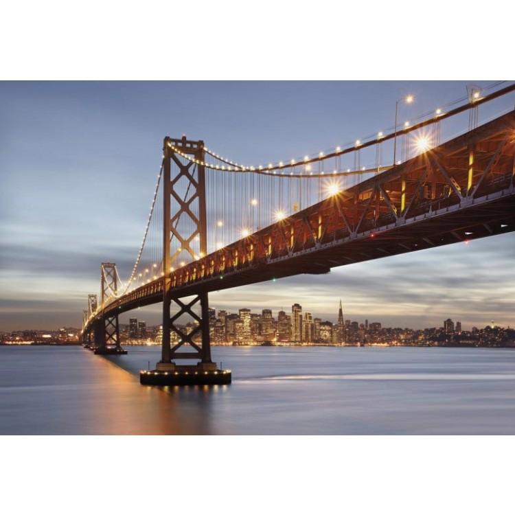 Fotomurale Bay Bridge | cod. 8-733