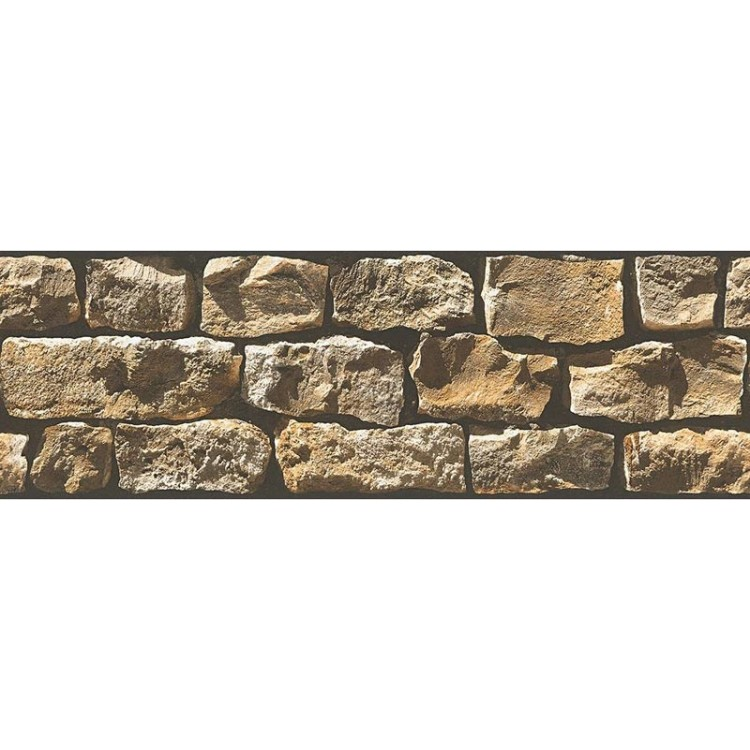 bordo adesivo pietra