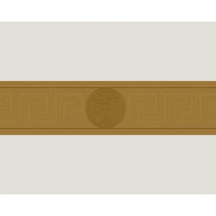 Bordo Versace greek key