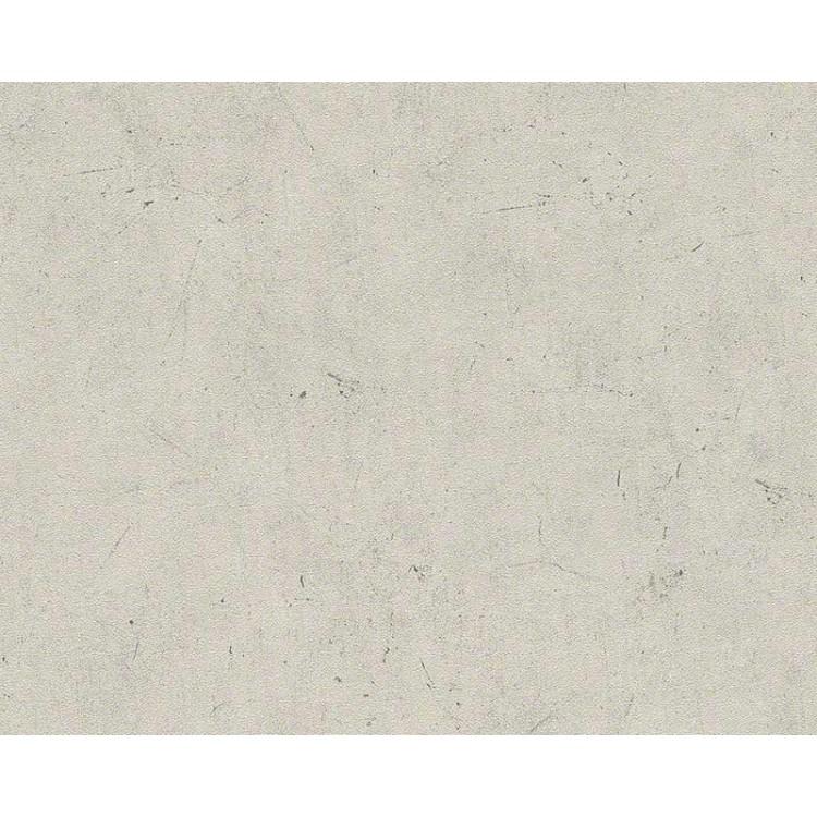 carta da parati intonaco grigio chiaro