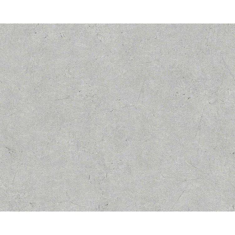 carta da parati intonaco grigio