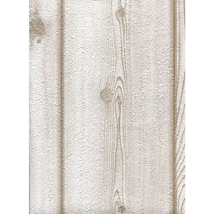 Carta da parati legno bianco