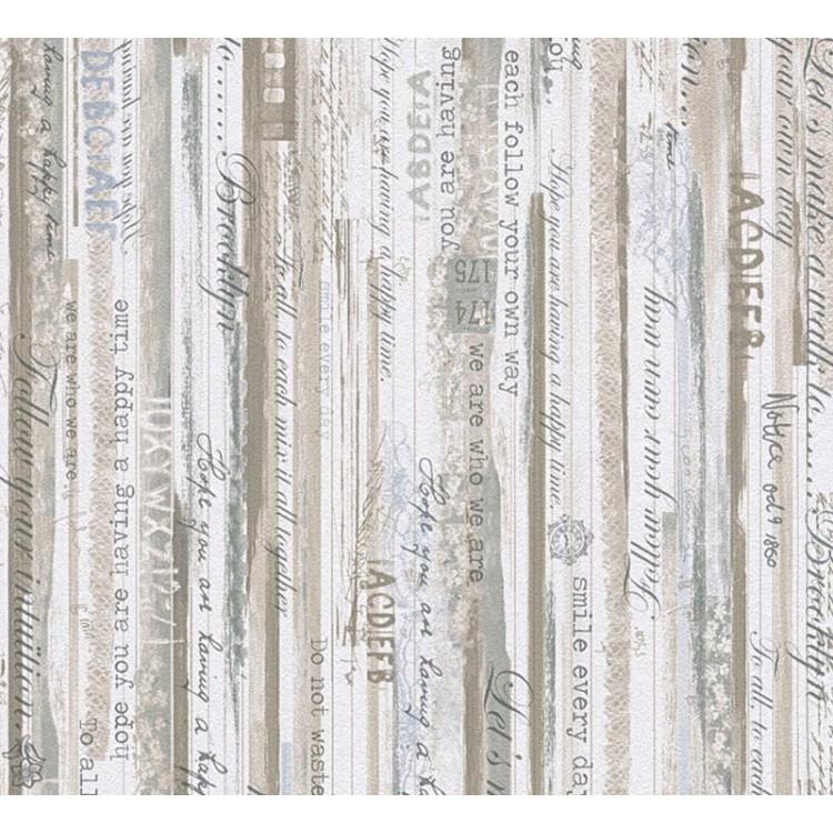 Bordi In Carta Da Parati.Carta Da Parati Babele Scritte