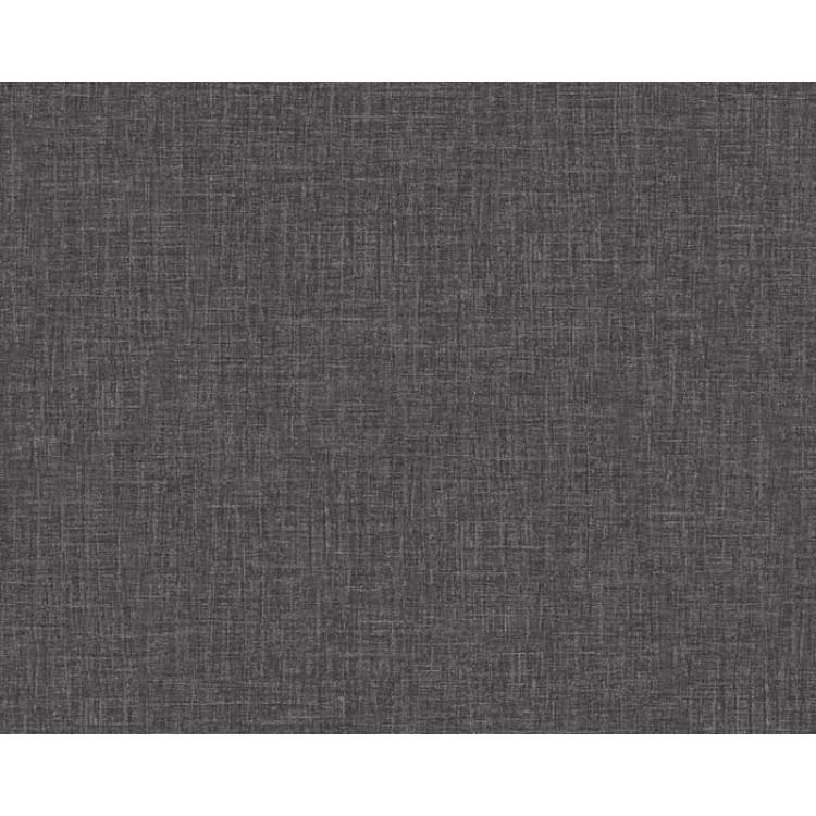 Carta da parati grigio metallico