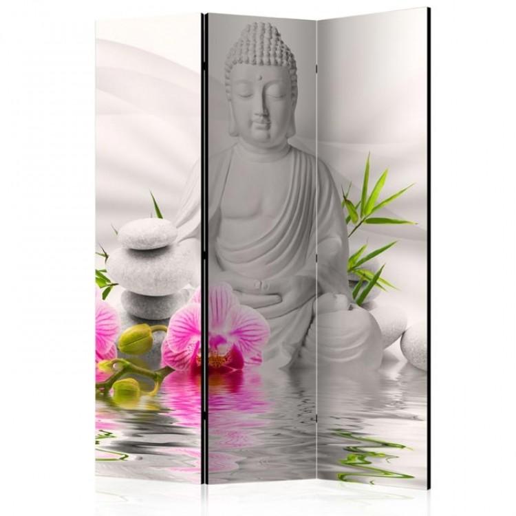 separè paravento buddha