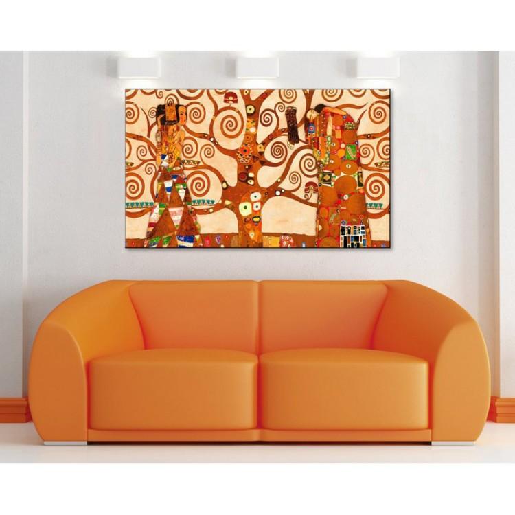 L'Albero della Vita di Klimt ambientazione