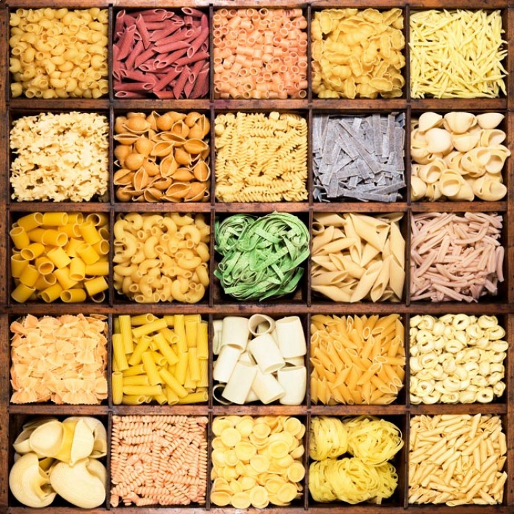 Adesivo per cucina | Pasta italiana