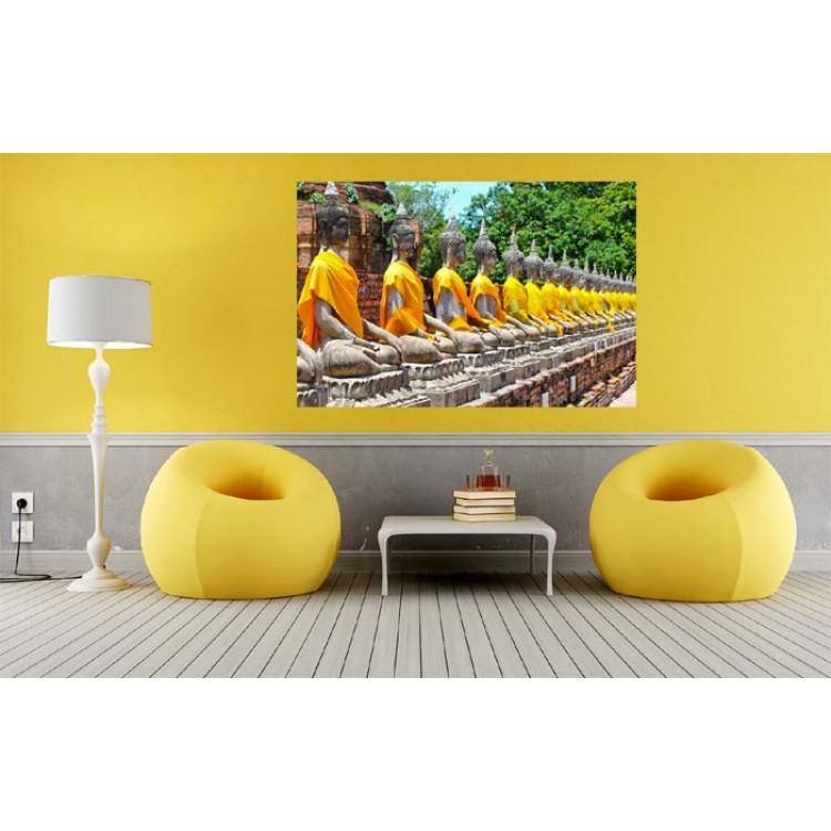 Ambientazione Adesivo Spiritual | Buddha's Way