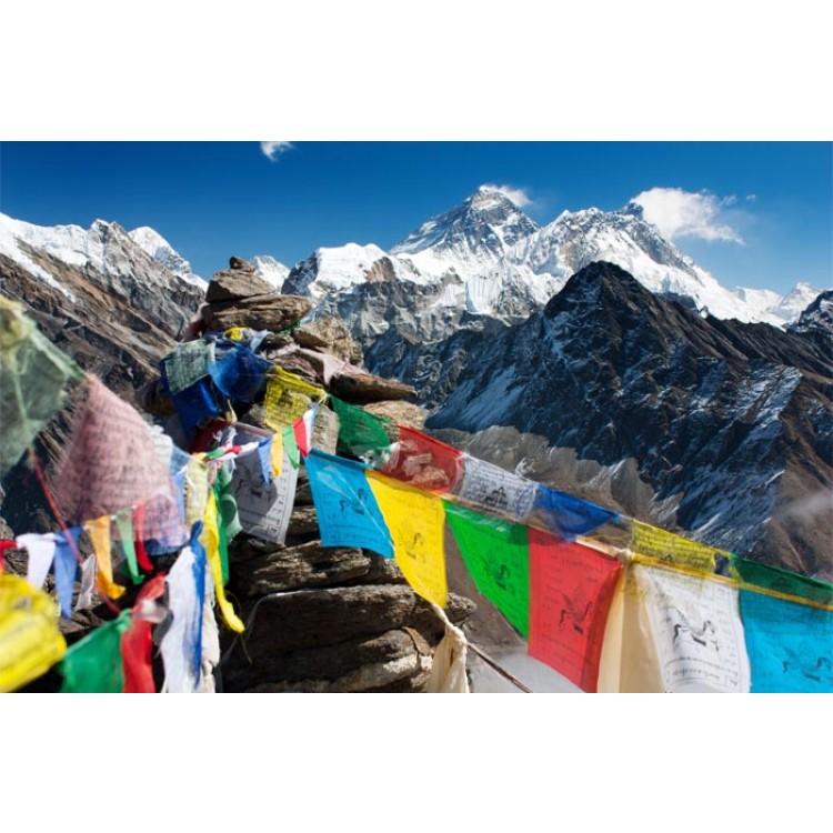Adesivo Spiritual   Preghiere Tibetane