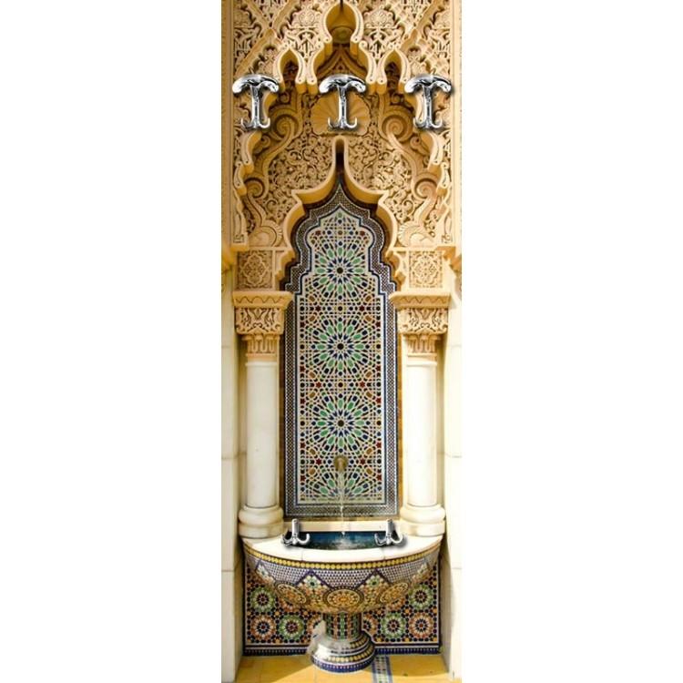 appendiabiti fontana mosaico