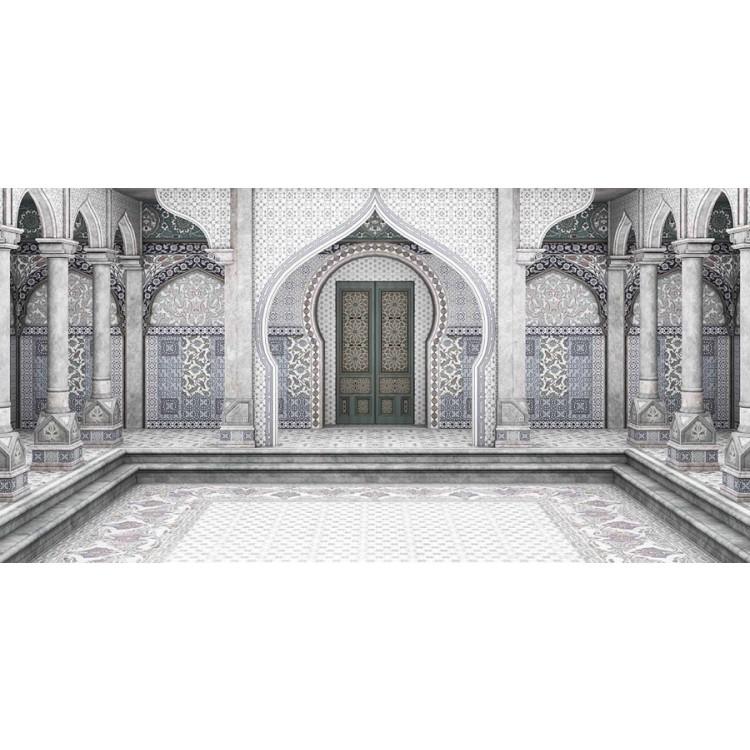 fotomurale design arabo