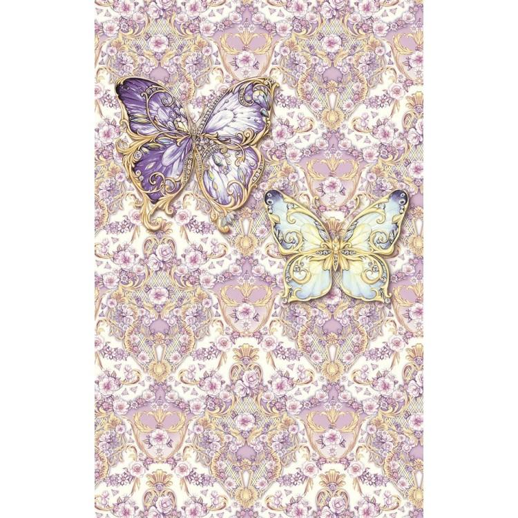 Carta da parati Blumarine Farfalle Gioiello