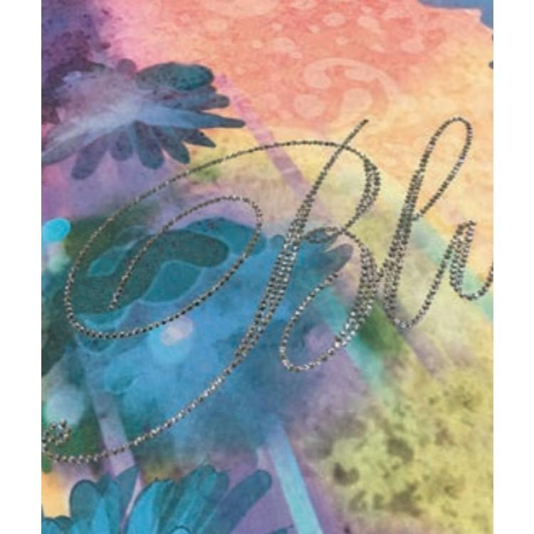 Carta da parati Blumarine Giardino Magico cristalli