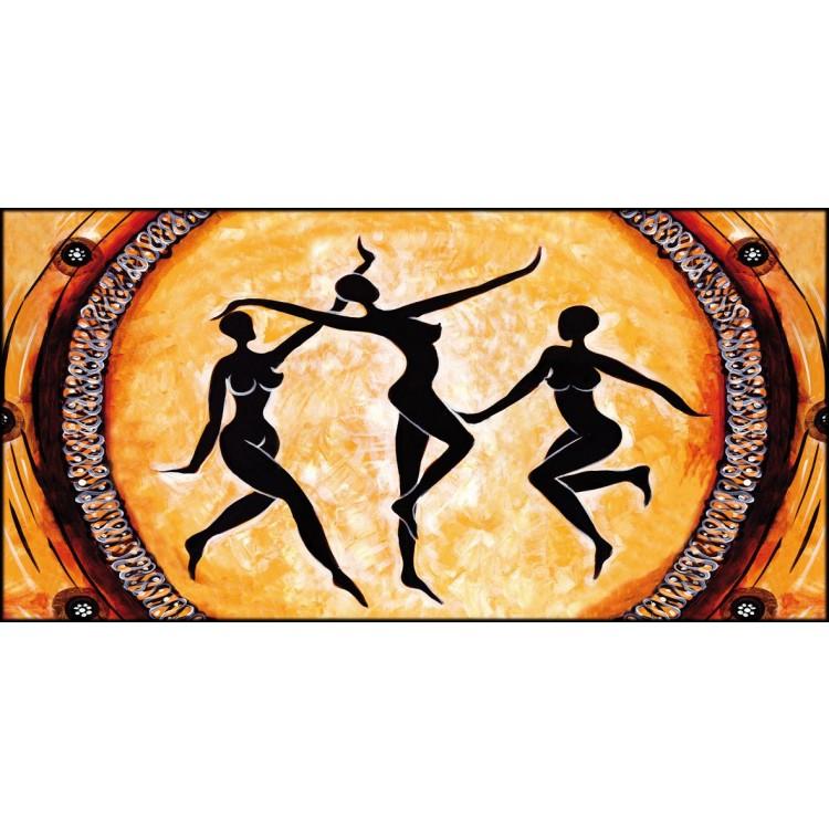 Quadro su tela La Danza