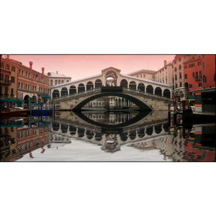 Ponte di Rialto Venezia | Quadro su tela