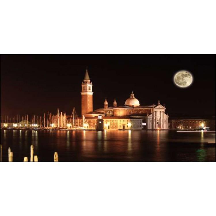 Venezia di notte | Quadro su tela