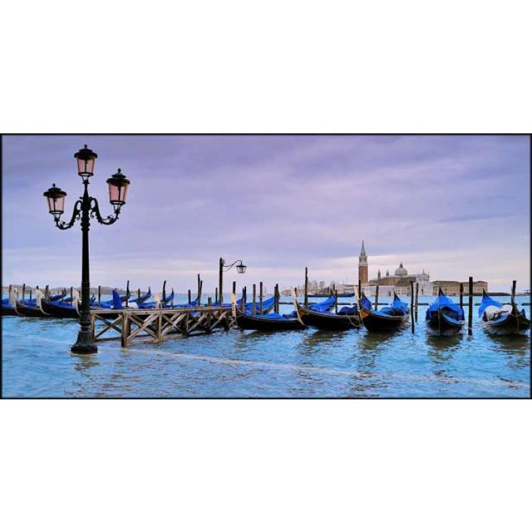 Gondole di Venezia | Quadro su tela