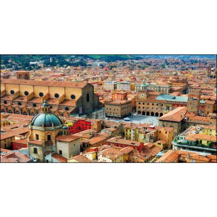 Bologna | Quadro su tela