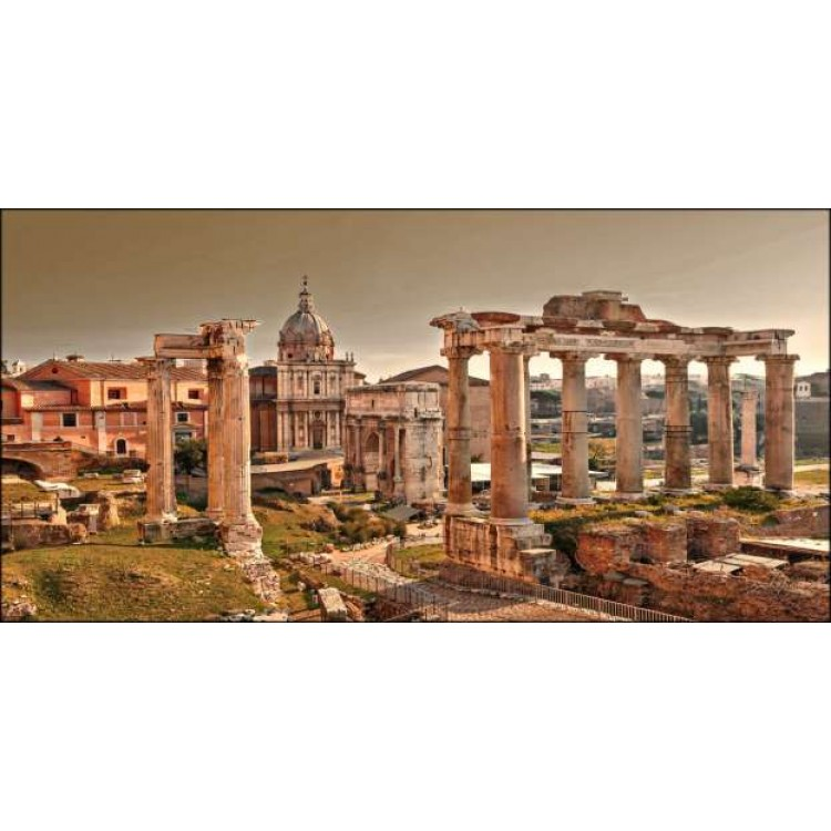 Roma Antica | Quadro su tela