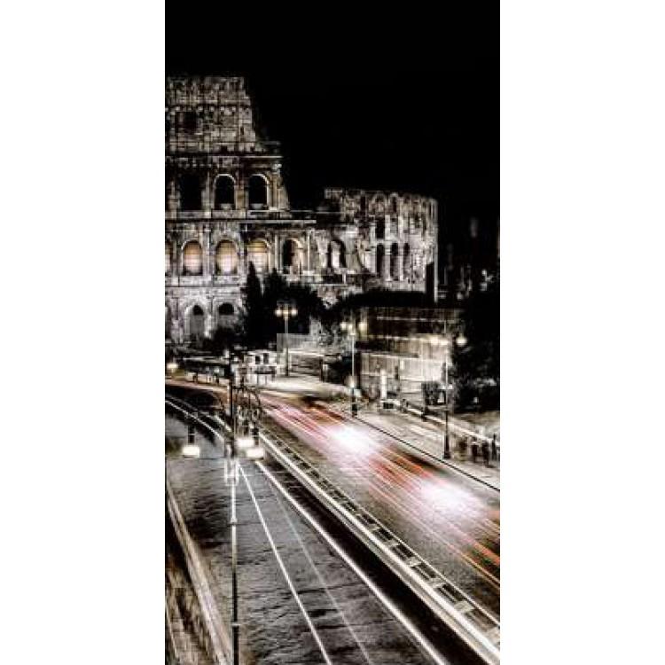 Colosseo Verticale | Quadro su tela