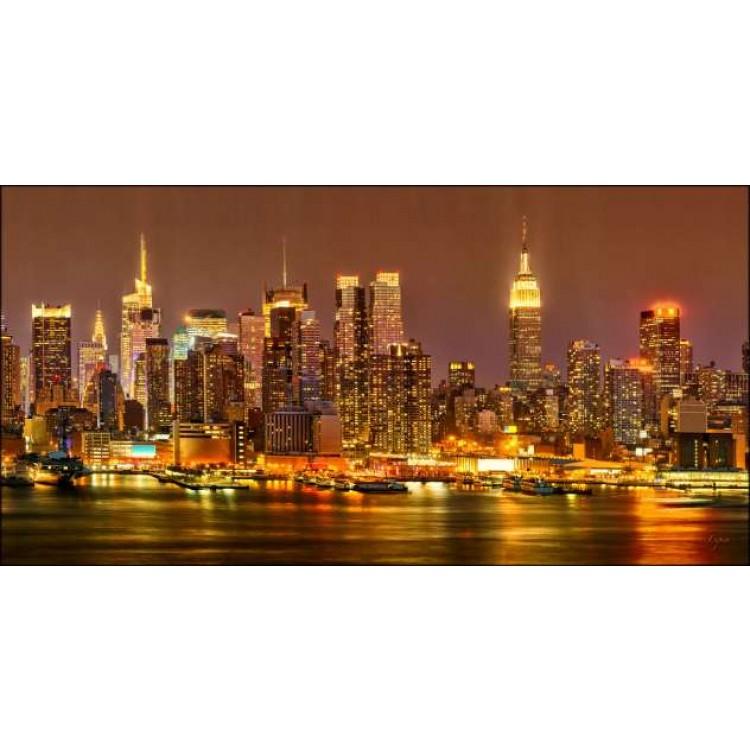 New York grattacieli | Quadro America su tela