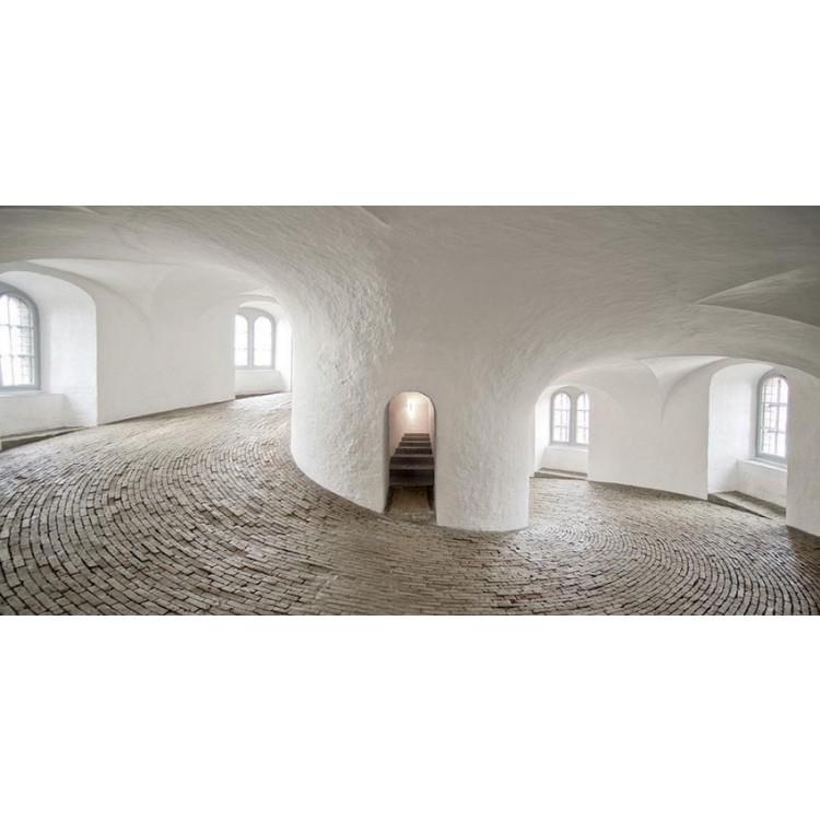 fotomurale di design Castels