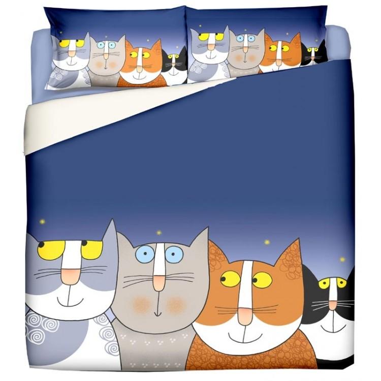 copripiumino nicoletta costa gatti
