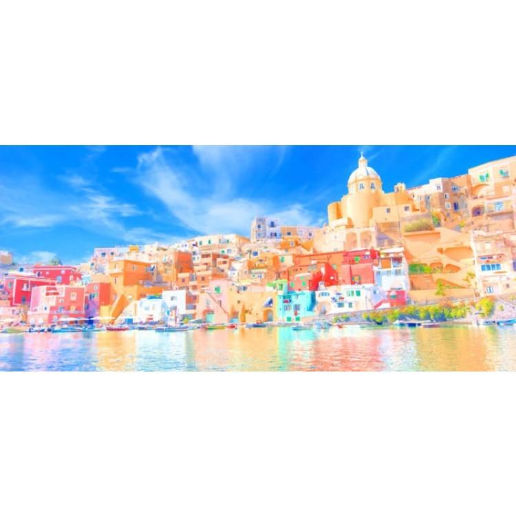 Dreamy fotomurali mediterraneo
