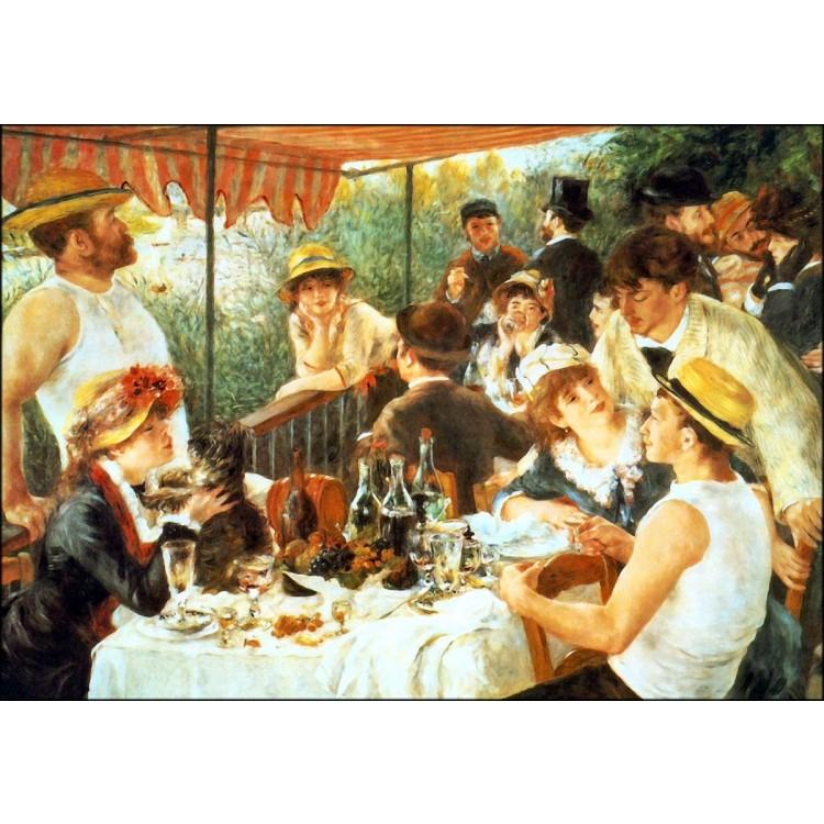 La colazione dei canottieri - Renoir