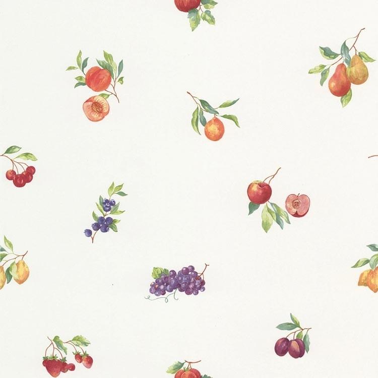 Carta da parati frutta