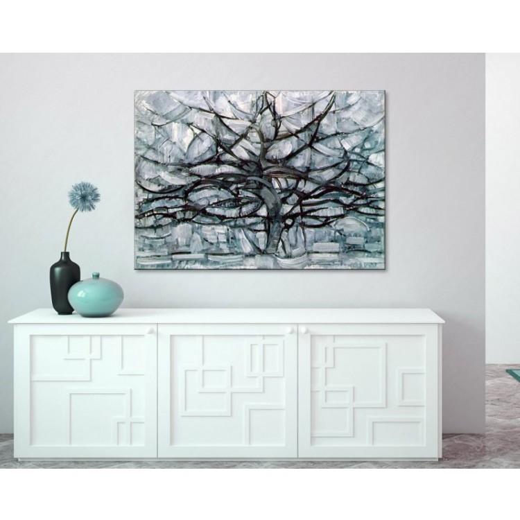 Gray Tree | Mondrian ambientazione