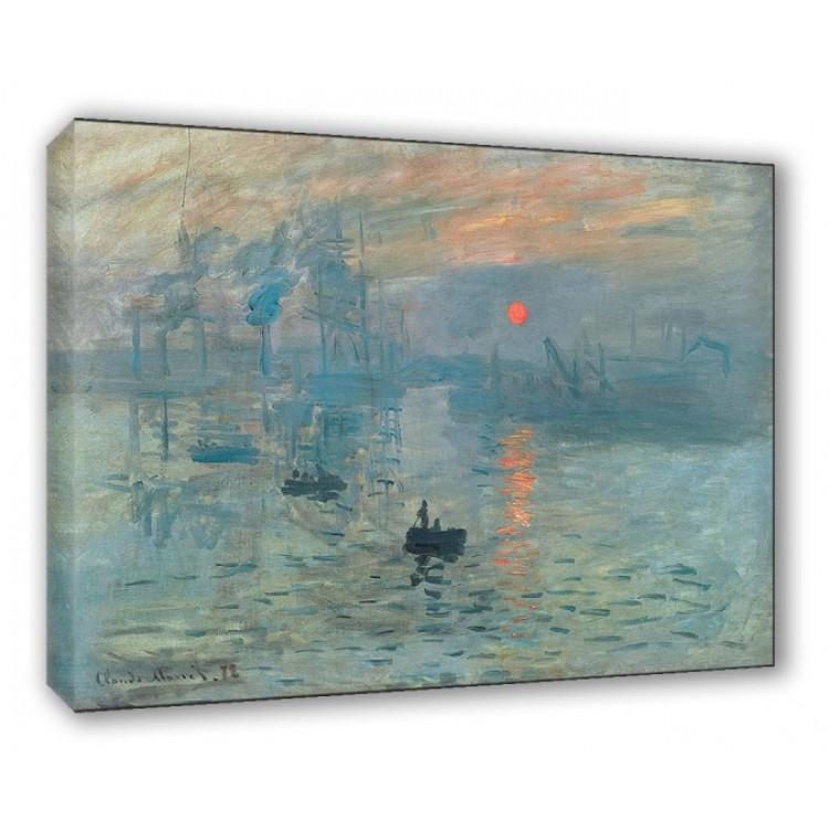 Impressione levar del sole   Monet