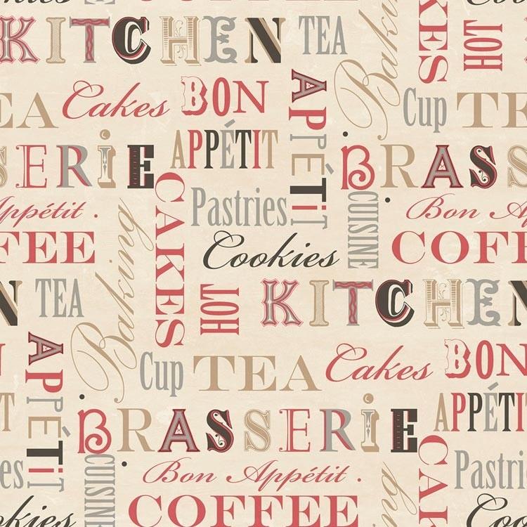 Carta Da Parati Scritte Cucina 4 Decorazione Per Cucina