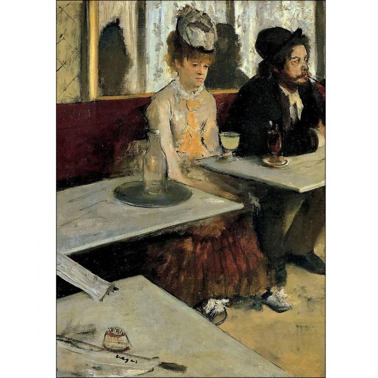 L'assenzio - Degas