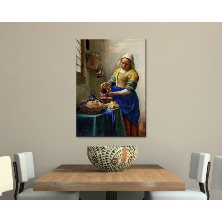 La Lattaia - Vermeer ambientazione