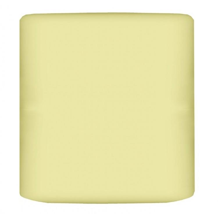 lenzuola tinta unita giallo