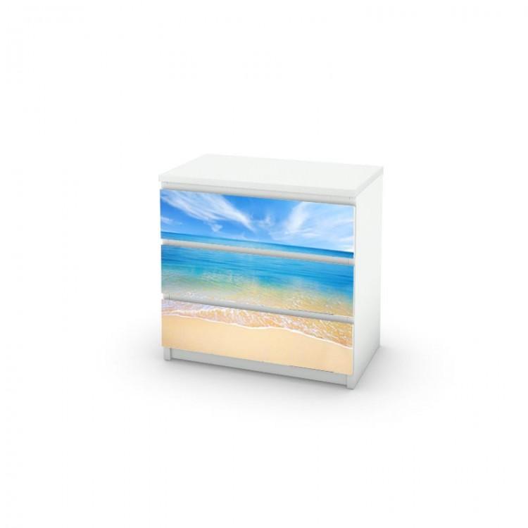 adesivo cassettiera spiaggia amb