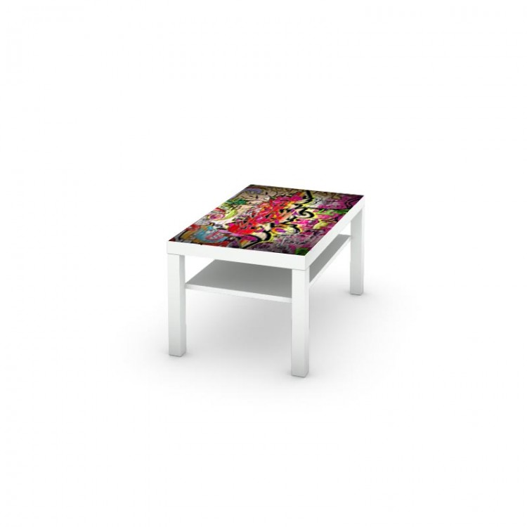 adesivo tavolo graffito amb