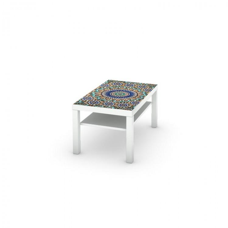 adesivo tavolo mosaico amb