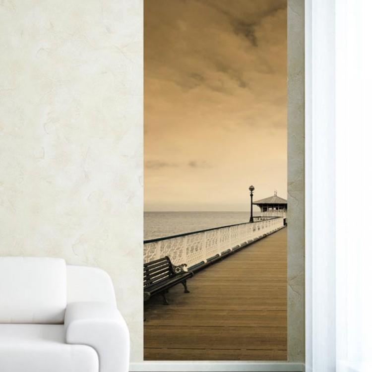 Adesivo murale Panoramico - Molo