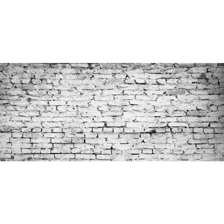 Dreamy fotomurali mattoni bianchi