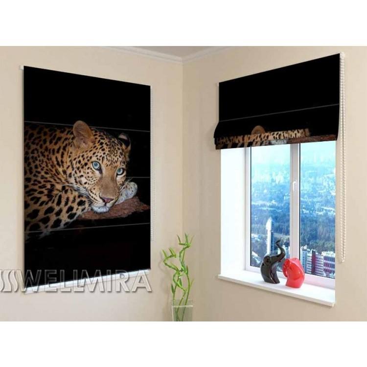 tenda a pacchetto Leopardo