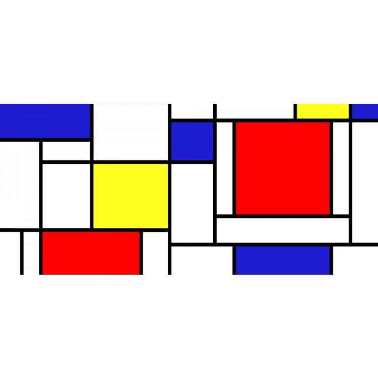 paraschizzi adesivo Mondrian