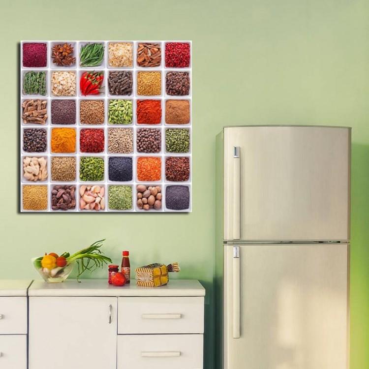 Quadro per cucina (amb) | Fantiasia di spezie