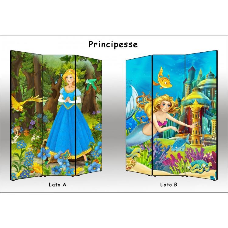 Principesse | Separè paravento divisorio di alta qualità