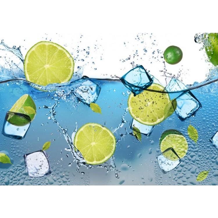 fotomurale limonata