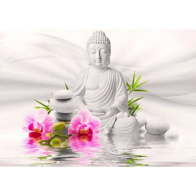 fotomurale buddha