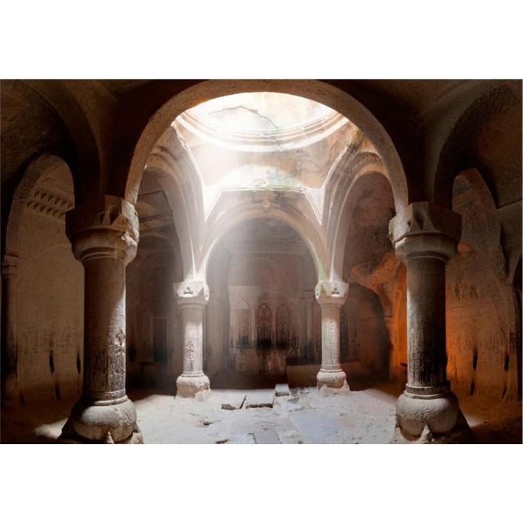 fotomurale tempio antico